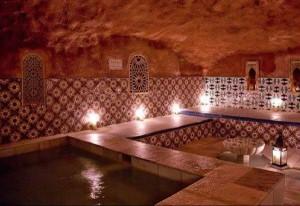 Arab baths Granada
