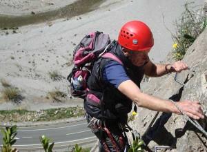 Climber, Andalucia, Spain