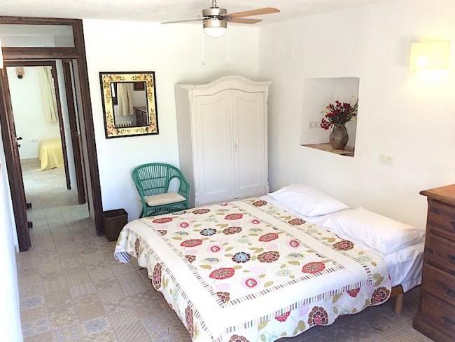 Orange room Almond Hill House, Andalucia, Spain