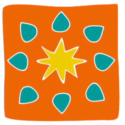 Logo Almond Hill House