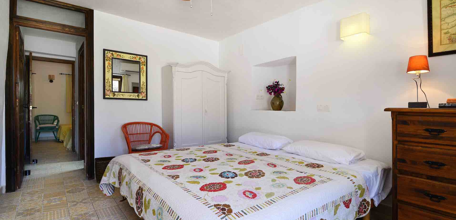 range room Almond Hill House, Andalucia, Spain