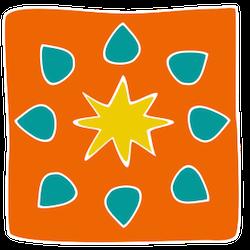 Almond Hill House logo