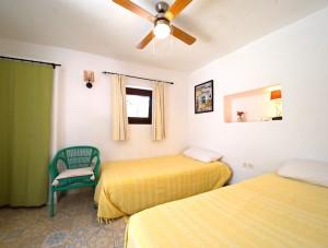 Lemon room Almond Hill House, Andalucia, Spain