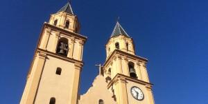 Orgiva church, Andalucia, Spain